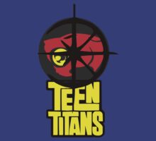 Teen Titans for teenagers by RokkaRolla