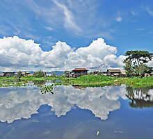 Myanmar, Shan state, Inle lake by PhotoStock-Isra