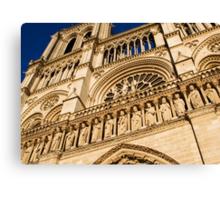 Paris 8825 Canvas Print