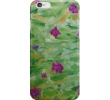 Green Field iPhone Case/Skin