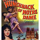 The hunchbake of notredame by vintagecinema