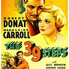The 39 steps by vintagecinema