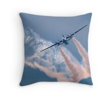 When other Friendships have been forgot .... Throw Pillow