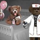 TEDDY IS ON THE ROAD TO RECOVERY NURSE SAYS HE WILL BE JUST FINE by ╰⊰✿ℒᵒᶹᵉ Bonita✿⊱╮ Lalonde✿⊱╮