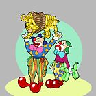 Clown Envy by Ellie Bailey
