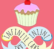 Infinite cake by Emma Harckham