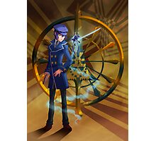 Detective of Fortune Photographic Print