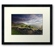 Kirkstone Pass Framed Print