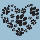 Love Paws by BrightDesign