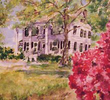 Palo Alto Plantation 2 by Jennifer Ingram