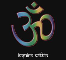 OM - Inquire Within by Samuel Sheats