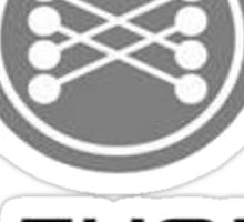 BTTF MR.FUSION Sticker