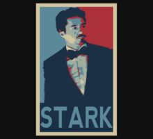 Robert Downey Jr Tony Stark by AimLamb