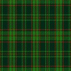 02301 Muted Loden Daks Tartan Fabric Print Iphone Case by Detnecs2013