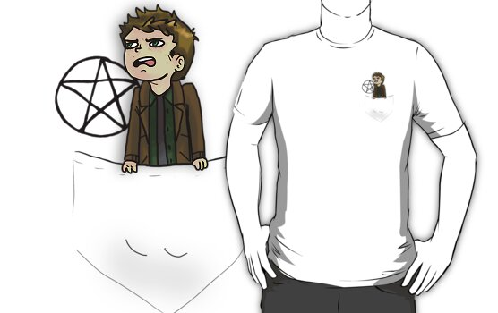 Pocket Dean by ShrlckShvrnshke