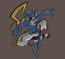 Sly Cooper by Swisskid
