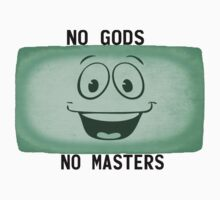 No Gods No Masters by GhostGravity