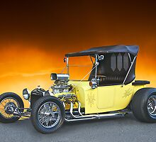 Model T Roadster Pick-UP by DaveKoontz