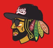 Chicago SWAGhawks - It's Playoff Time! by DCVisualArts