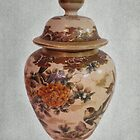 Antique Japanese pot4 by Adew