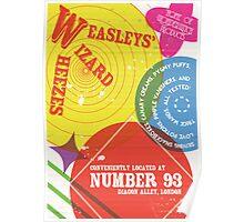 Weasleys' Wizard Wheezes Poster