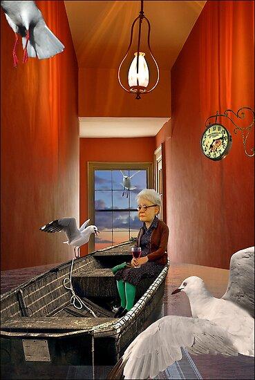 granny's ark by carol brandt