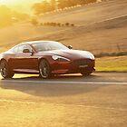 2013 Aston Martin DB9 V12 at Sunset - Australia by Pavle