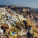 Thíra, Santorini by Tom Gomez