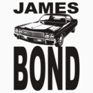 James bond  by RokkaRolla