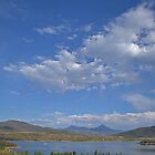 Lake Dillon, Colorado by Nina Brandin