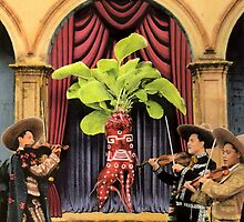 Cabaret of The Radishes by Bill Blair