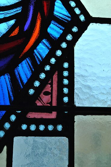 Detail - Stained Glass by goddarb