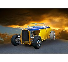 1932 Ford Roadster Photographic Print