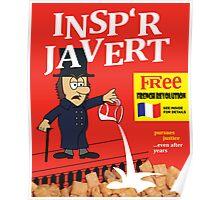 Insp'r Javert Poster