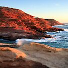 Kalbarri Cliffs, Western Australia by Nigel Donald