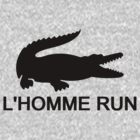 L'Homme Run by merched