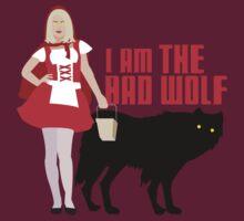 I Am Bad Wolf by R3pt4rlol