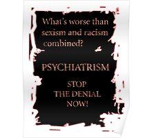 Psychiatrism Poster
