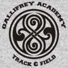 Gallifrey Academy Track & Field Team - Dark by IronManda