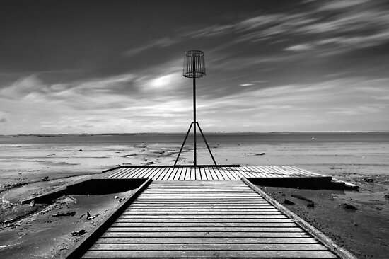 End of the Pier by maxblack