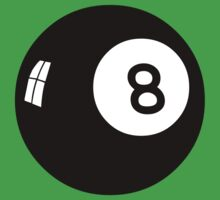 8-ball by BrightDesign