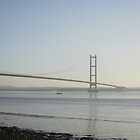 Humber bridge by Eleanor11