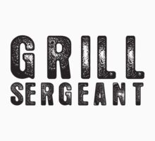Grill Sergeant by BrightDesign
