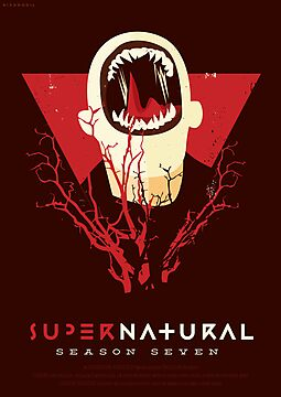 Supernatural Season 7 by Risa Rodil
