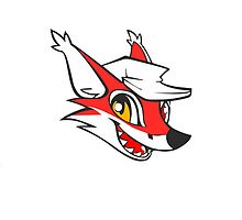 Lapfox Logo by SalvageFox