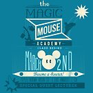 Magic Mouse Academy by thatjustinjones