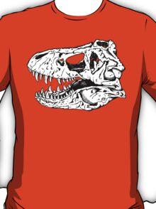 T-Rex Skull T-Shirt