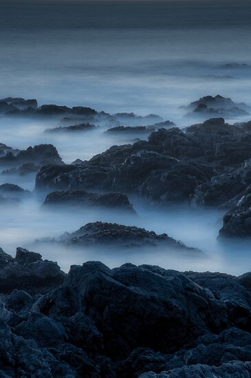 haze at blackrock by maria miller