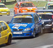 750 MC Stock Hatch - Bumper to Bumper at Druids, Brands Hatch by motapics