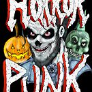 Horror Punk by MetalheadMerch